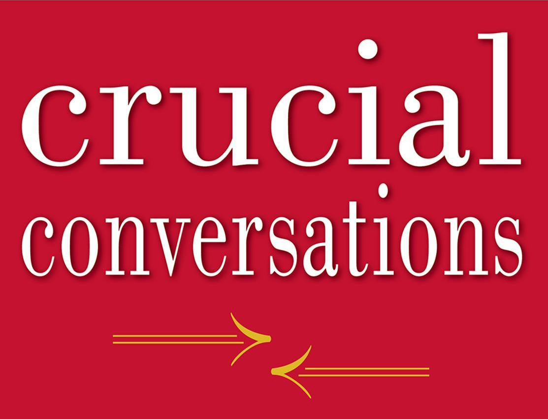 Book Report: Crucial Conversations