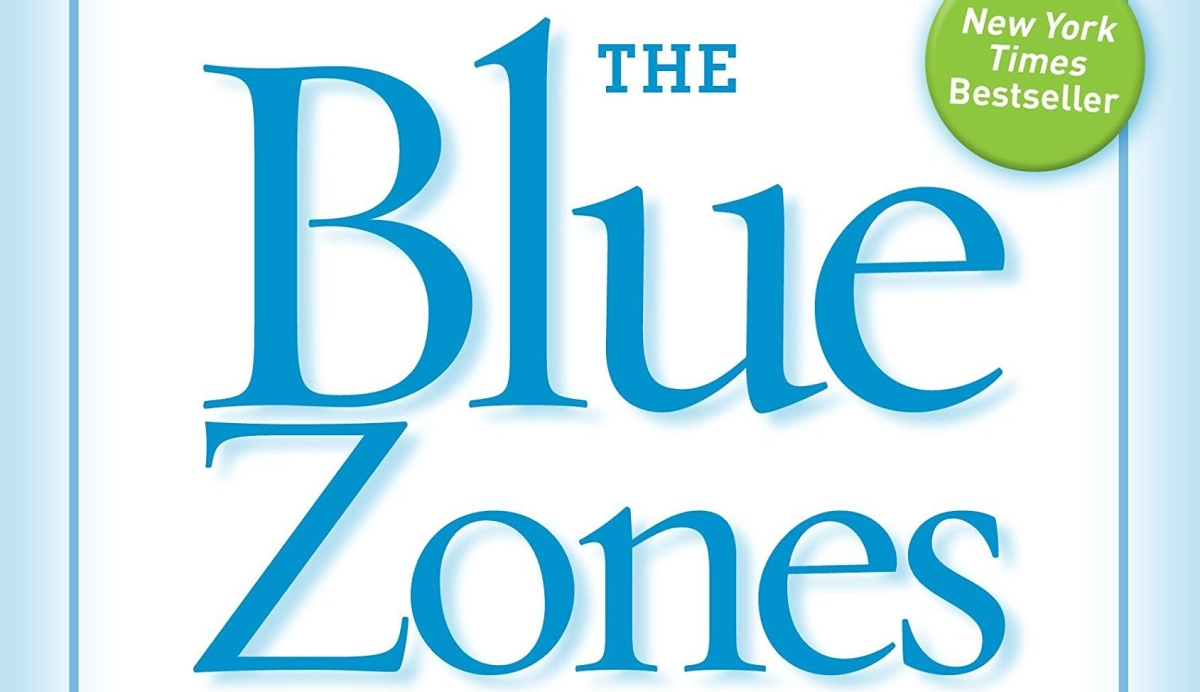 Book Report: The Blue Zones